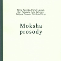 Moksha prosody (MSFOu 268)