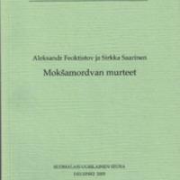 Mokšamordvan murteet (MSFOu 249)