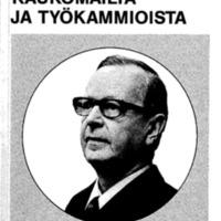 Aulis J. Joki, Kaukomailta ja työkammioista
