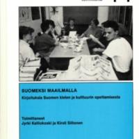 Suomeksi maailmalla – kirjoituksia Suomen kielen ja kulttuurin opettamisesta