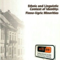 Ethnic and Linguistic Context of Identity: Finno-Ugric Minorities