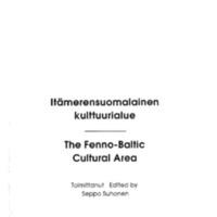 Itämerensuomalainen kulttuurialue