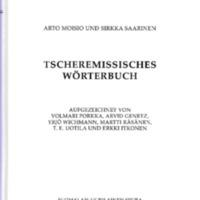 Tscheremissisches Wörterbuch
