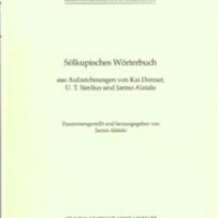 Sölkupisches Wörterbuch