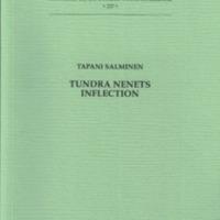 Tundra Nenets Inflection (MSFOu 227)