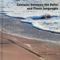 Contacts between the Baltic and Finnic languages