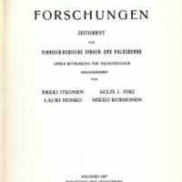 Finnisch-Ugrische Forschungen 48