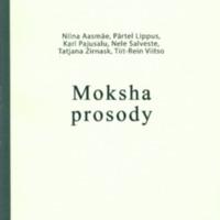 Moksha prosody (SUST 268)