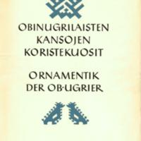 Obinugrilaisten kansojen koristekuosit