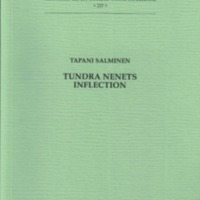 Tundra Nenets Inflection (SUST 227)