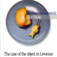 The case of the object in Livonian