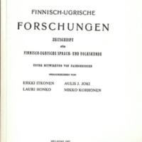Finnisch-Ugrische Forschungen 44