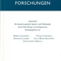 Finnisch-Ugrische Forschungen 59