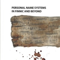 Personal name systems in Finnic and beyond