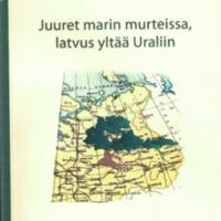 Juuret marin murteissa, latvus yltää Uraliin (SUST 270)