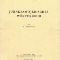 Juraksamojedisches Wörterbuch