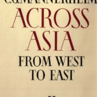 Across Asia from West to East in 1906–1908. II