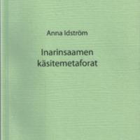 Inarinsaamen käsitemetaforat (SUST 260)