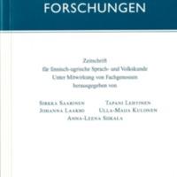 Finnisch-Ugrische Forschungen 60